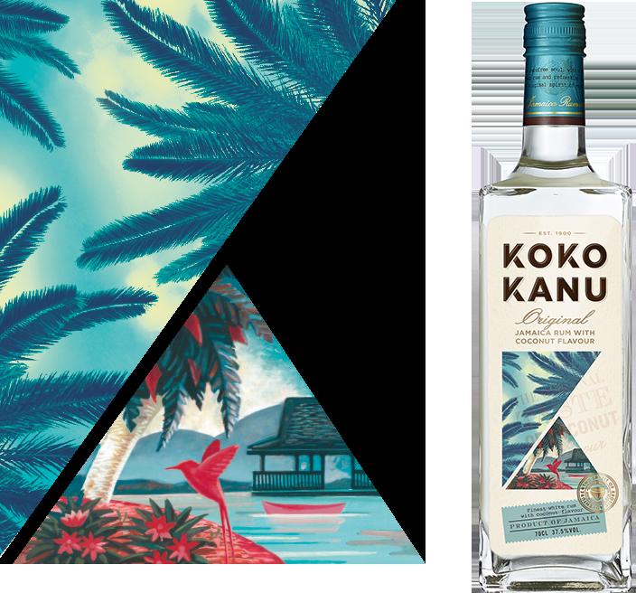 Koko KANU Bottle