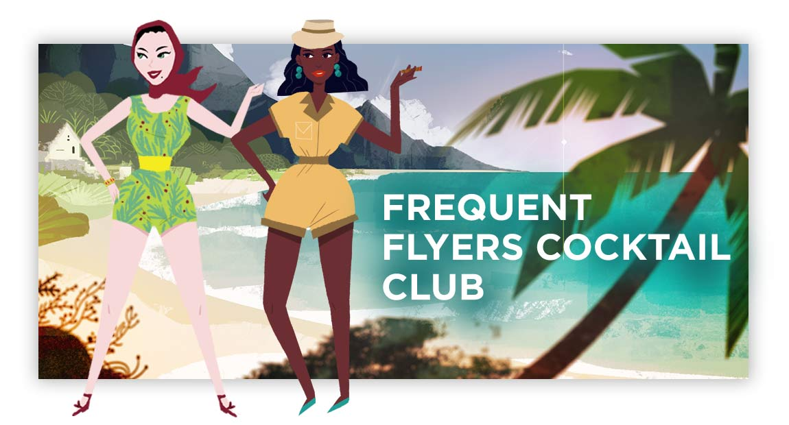 Frequent Flyers Cocktail Club